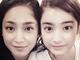 間違い探しかな? 平愛梨&祐奈姉妹の顔交換写真が想像以上のフィット感