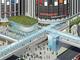 JR大阪駅からヨドバシ、めっちゃ行きやすくなるで! 「ヨドバシ梅田タワー(仮称)」の建設に伴い、回遊デッキの工事計画発表