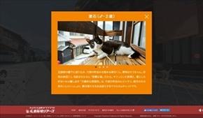 広島キャットストリートビュー竹原編