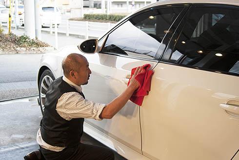 洗車ソムリエ