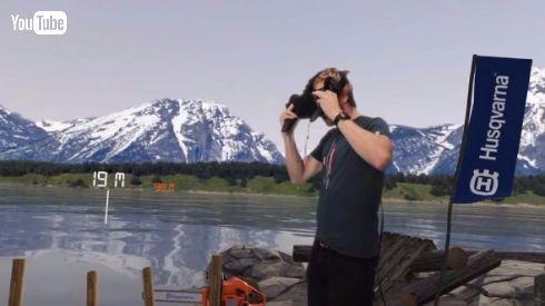 Limberjack チェーンソー VR ゲーム Steam