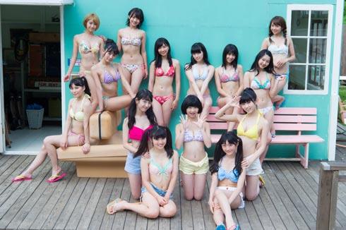 週刊ヤングマガジン 9月5日発売号 SUPER☆GiRLS スパガ