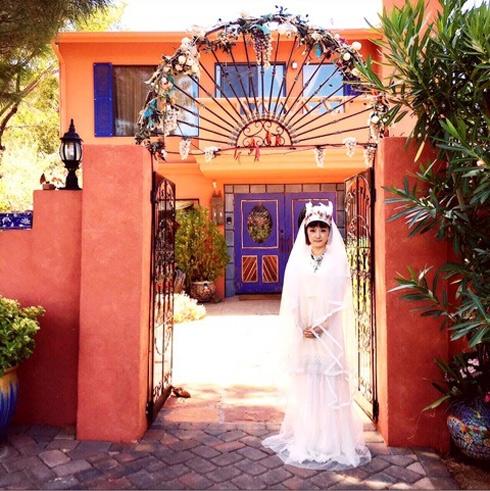 千秋 セドナ 結婚式 ウエディングドレス