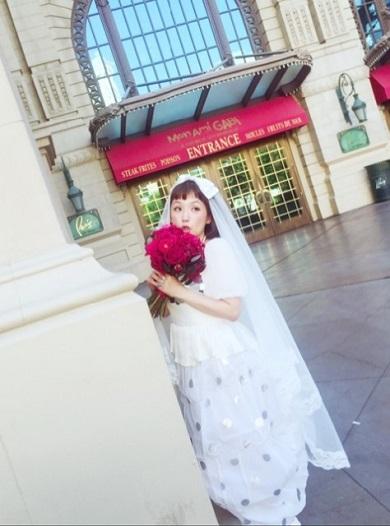 千秋 結婚式 ラスベガス