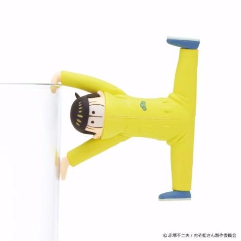 おそ松さん ミニフィギュア 奇譚クラブ PUTITTO フチ