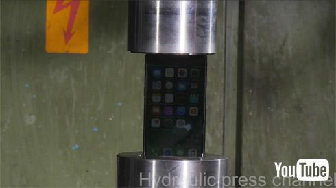 iPhone7に脆弱性