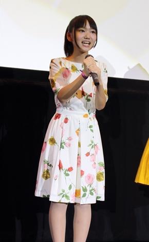 「拡張少女系トライナリー」舞台あいさつ