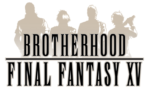 ブラザーフッド ファイナルファンタジー XV(BROTHERHOOD FINAL FANTASY XV) ロゴ