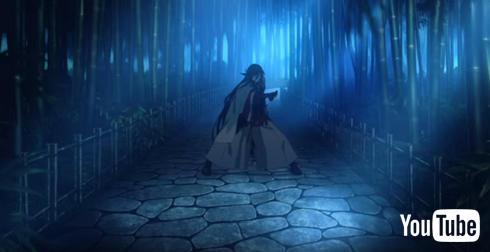 刀剣乱舞 アニメ PV 和泉守兼定