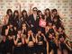 NMB48、全員黒髪でデビュー曲「絶滅黒髪少女」を熱唱! 「黒髪の統一感は美しい」と話題に