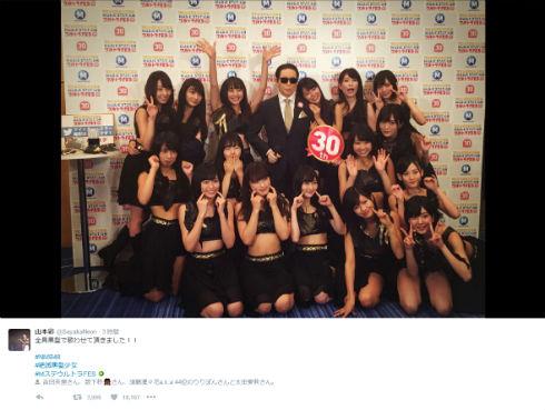 黒髪になったNMB48メンバー