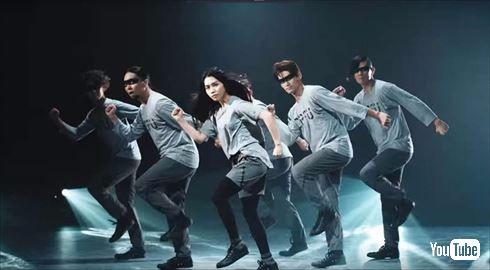 AKB48田野優花さんのダンス
