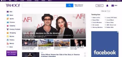 米Yahoo! 情報流出 情報漏えい