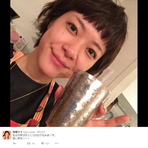 上野樹里 Twitter
