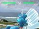 「ラプラス対ギャラドス」 美ら海水族館でポケGOやったら臨場感はんぱなすぎィイイイ!