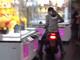 横浜・娯楽施設へ原付バイクが突入、暴走する迷惑行為をTwitterへ投稿 店舗は被害届を提出
