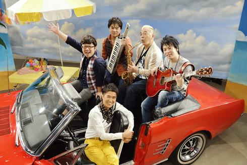 キャイ〜ン+DEENの新ユニット「KYADEEN(キャディ〜ン)」が誕生