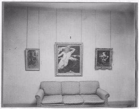ニューヨーク近代美術館 MoMA 展示会 歴史 資料 写真 サイト