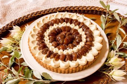 キルフェボン 秋の収穫祭 タルト 新作 ハロウィン