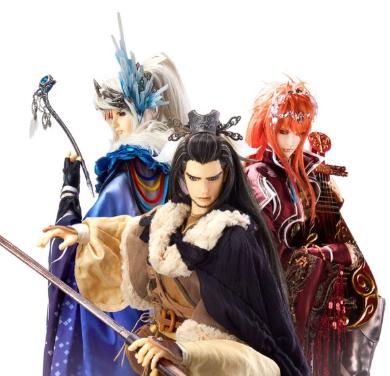 人形劇の常識を覆した「Thunderbolt Fantasy 東離劍遊紀」続編決定