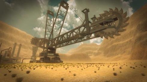 Giant Machines 2017 重機 建設機械 シミュレーション ゲーム Steam
