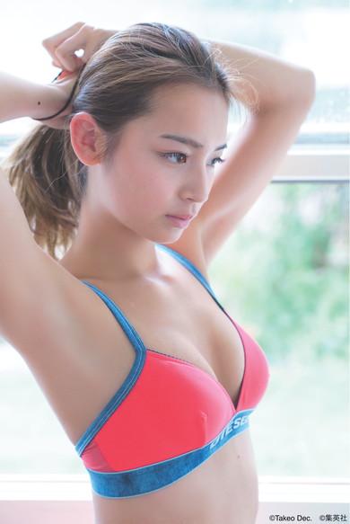 遠山茜子さんが選んだお気に入りのカット