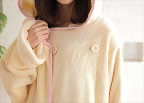 コリラックマ着る毛布