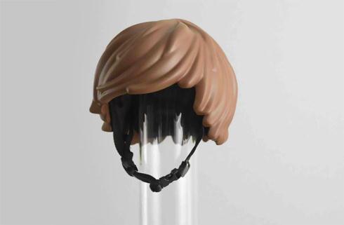 レゴヘルメット