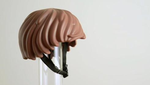 レゴヘルメット横