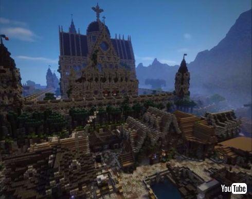 マインクラフト 王国 Kingdom of Galekin ファンタジー 4年