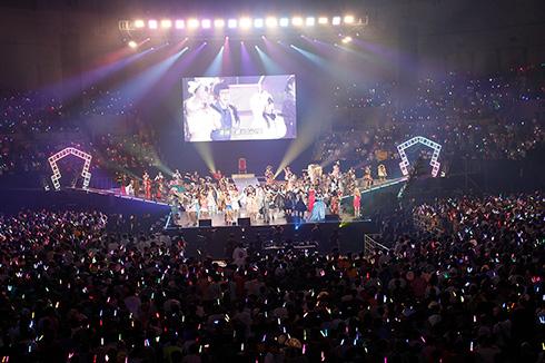 AKB48グループじゃんけん大会 2016終演間際に発表された新劇場