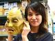 行くぞォ!! 「彼岸島」師匠のお面製造現場にアーティスト・PALUと行ってみた