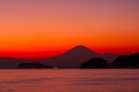 富士山を眺められるスポット