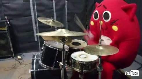 にゃんごすた〜 ドラム