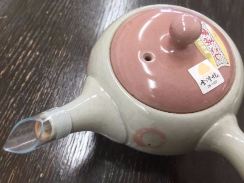 急須 ビニールキャップ 不要 お茶の川村園 Twitter