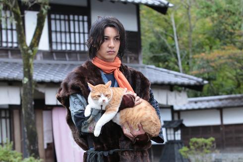 猫忍 大野拓朗 屋外