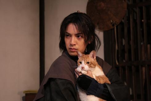 猫忍 大野拓朗 屋内