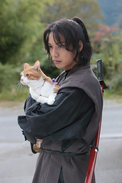 猫忍 大野拓朗 屋外 縦