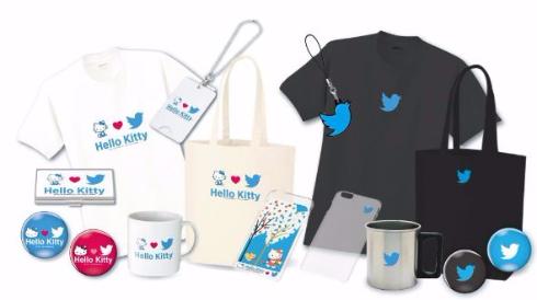 Twitter オリジナルグッズ 世界初 セブン‐イレブン サンリオ ハローキティ