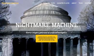 Nightmare Machine