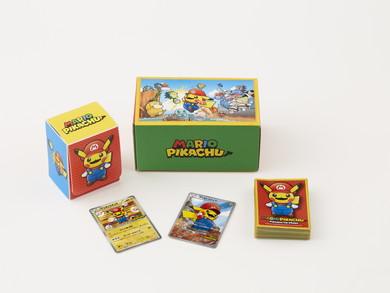 ポケモンカードゲームXY BREAK マリオピカチュウスペシャルBOX