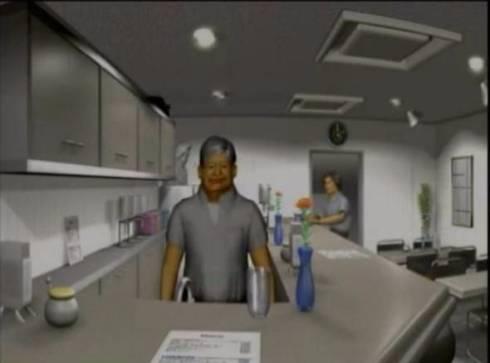 統合失調症 VR