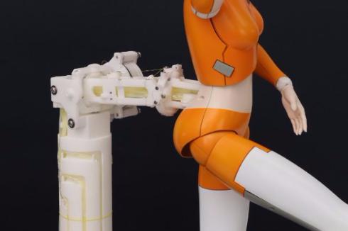 Model MOFI7 Pro スピーシーズ ロボット技術 動く フィギュア