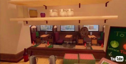 ワンオペ バーガー VR ハンバーガー Steam ゲーム