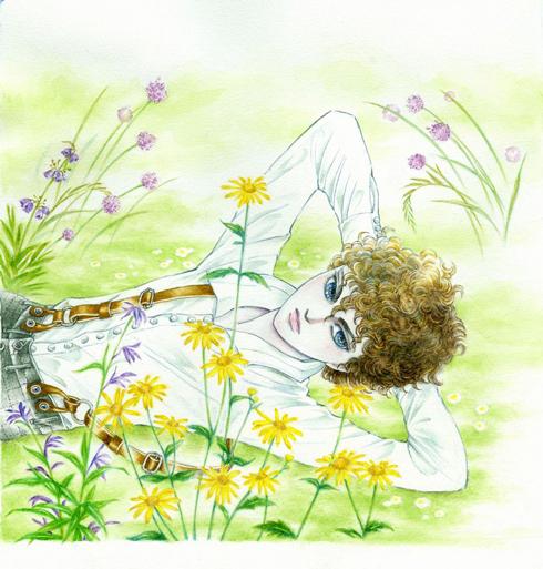 ポーの一族 春の夢