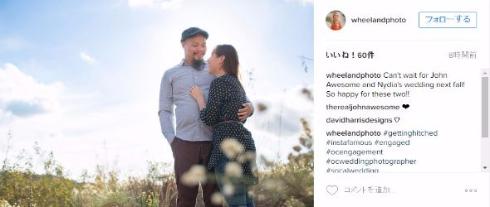 メタルバンド カップル 写真 結婚 婚約 撮影