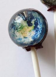 宇宙キャンディー 銀河 惑星 飴 Planet Lollipops 日本