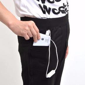 USB あったか カイロ スパッツ サンコー モバイルバッテリー USB