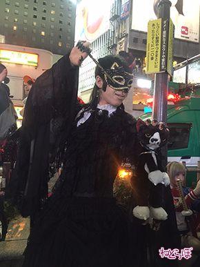 渋谷ハロウィーン