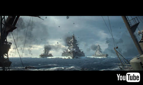 World of Warships WoWs